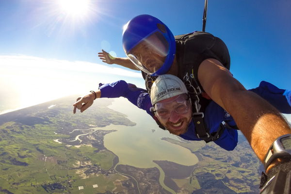 Auckland Skydive