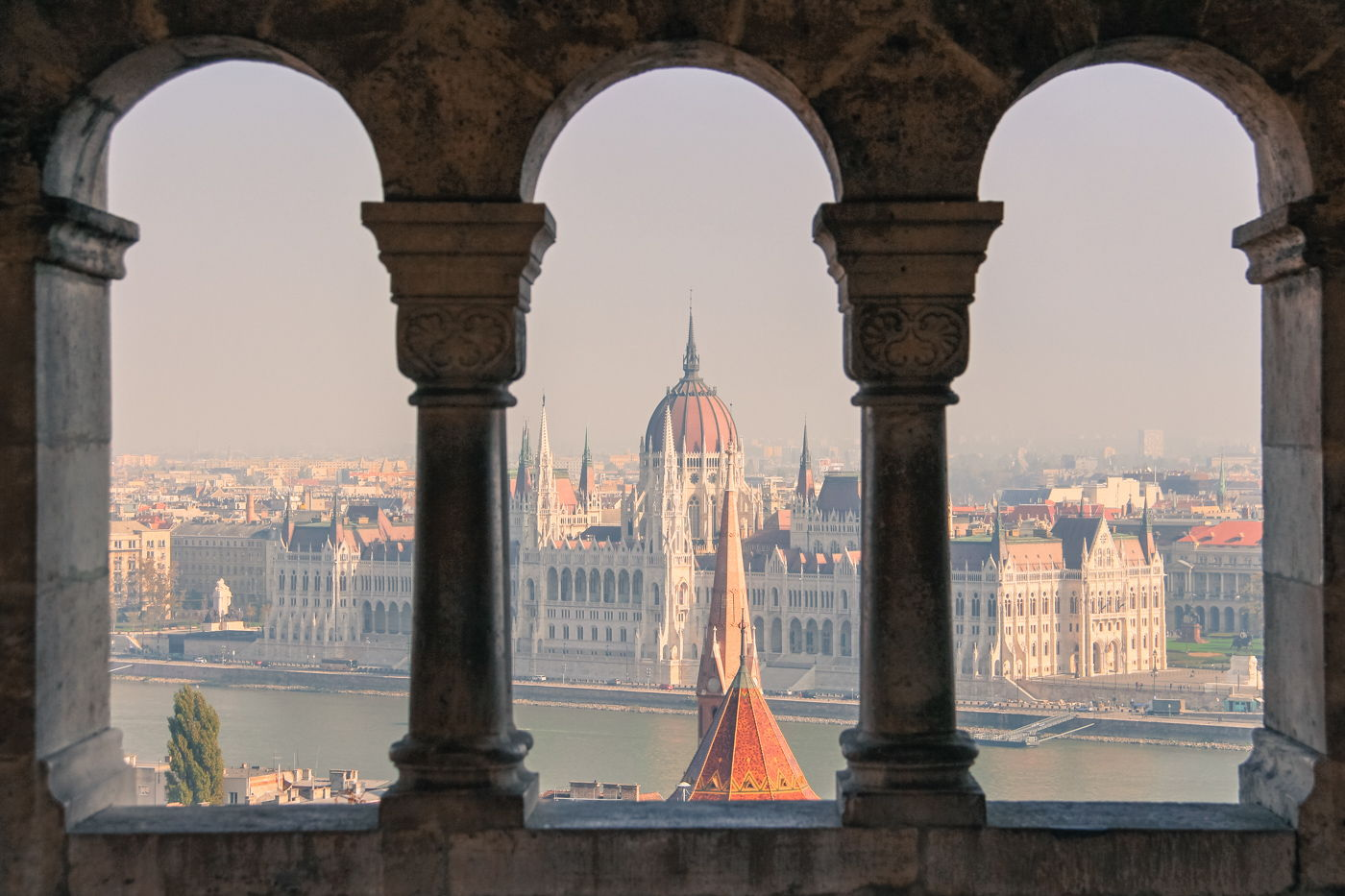 Treats, Sweats and Eats in Budapest